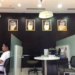 Photo taken at ADIB - مصرف ابوظبي الاسلامي by Khalifa B. on 5/29/2013