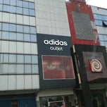 Photo taken at Adidas Store by Uki Riyanto H. on 9/15/2013