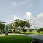 Photo taken at BMW Asia Technology Centre by Anuar M. on 8/21/2014
