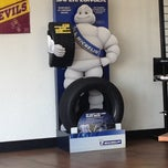 Photo taken at Big O Tires by Lauren on 11/27/2012