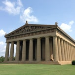 Photo taken at The Parthenon by Alisa J. on 8/22/2013