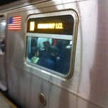 Photo taken at MTA Subway - N Train by Kenny C. on 12/20/2012