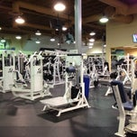 Photo taken at 24 Hour Fitness by Malcolm S. on 10/28/2013