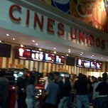 Photo taken at Cines Unidos by Antonietta P. on 11/2/2012
