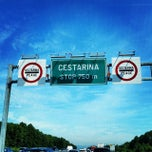 Photo taken at Autocesta A1 by Timo L. on 8/30/2014
