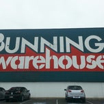 Photo taken at Bunnings Warehouse by David B. on 6/1/2013
