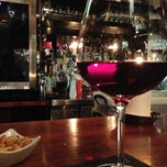 Photo taken at AYZA Wine & Chocolate Bar by Fuat U. on 2/8/2013