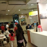 Photo taken at McDonald's by Andra A. on 10/11/2012