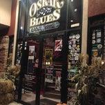 Photo taken at Oskar Blues Grill & Brew by Mallory B. on 10/13/2012