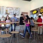 Photo taken at Which Wich? Superior Sandwiches by Susan P. on 8/25/2013