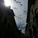 Photo taken at Fronwagplatz by Kaspar I. on 5/28/2014