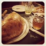 Photo taken at Mr. G's Pizzeria by Andrew H. on 1/12/2013