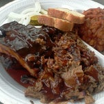 Photo taken at Carter's Pig Pen BBQ by S Craig on 6/11/2014