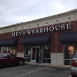 Photo taken at Men's Wearhouse by Jennifer G. on 5/1/2013