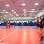 Photo taken at Great Lakes Volleyball Center by Joshua Z. on 6/15/2013