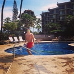 Photo taken at Kauhale Makai (Village by the Sea) by Danilo J. on 12/28/2013