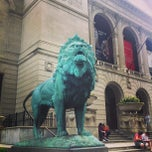 Photo taken at The Art Institute of Chicago by Nicholas F. on 6/9/2013