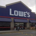 Photo taken at Lowe's Home Improvement by John K. on 10/6/2012