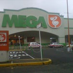 Photo taken at MEGA Comercial Mexicana by Josselin D. on 11/21/2012