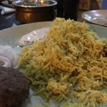 Photo taken at Naushijaan Restaurant - Lazzat e Lucknow by Scotty S. on 5/16/2014