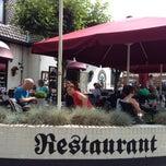 Photo taken at Restaurant De Bonte Koe by Johan V. on 8/7/2014