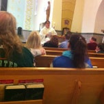 Photo taken at St. Sylvester Church by StudioYMW on 11/24/2012