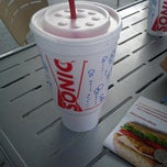 Photo taken at SONIC Drive In by Jordi C. on 12/7/2012