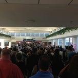 Photo taken at TSA Security Checkpoint by Joel W. on 10/2/2012