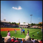 Photo taken at Dr Pepper Ballpark by Michael M. on 4/29/2013
