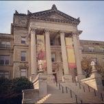 Photo taken at Beardshear Hall by Norah C. on 10/1/2012