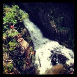 Photo taken at Datanla Waterfall by Oujan T. on 4/24/2013