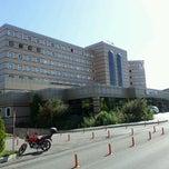 Photo taken at Tıp Fakültesi by Onur G. on 10/17/2012