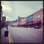 Photo taken at Deadwood, SD by Melanie N. on 9/4/2013