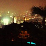 Photo taken at Yamashiro Hollywood by Marina M. on 11/7/2012