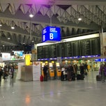 Photo taken at Terminal 1 by Andrey K. on 11/4/2012
