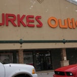Photo taken at Burkes Outlet by Evan C. on 4/1/2013