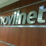 Photo taken at Centro de Atención Movilnet by Juan M. on 4/24/2013