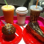 Photo taken at Barista's Cafe by J Ay J. on 5/10/2013