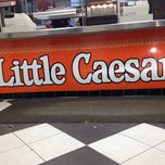 Photo taken at Little Ceaser's Pizza by Tim T. on 11/5/2013