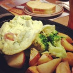 Photo taken at Denny's by Nolan S. on 4/8/2013