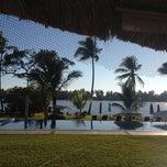 Photo taken at Refugio del Sol Hotel & Club de Playa by Yolito R. on 12/11/2012
