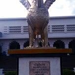 Photo taken at Museum kerajaan Kutai Kartanegara by AJ N. on 2/22/2014