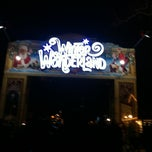 Photo taken at Winter Wonderland by Mariella on 12/1/2012