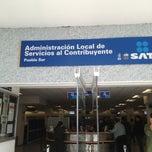 Photo taken at SAT Puebla Sur by Abraham R. on 5/24/2013
