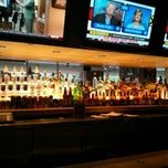 Photo taken at Huberts Sports Bar & Grill by Paul S. on 7/25/2013
