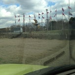 Photo taken at Nathan Bedford Forrest Statue by John M. on 2/3/2013
