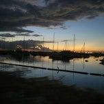 Photo taken at Manila Yacht Club by Joy O. on 5/5/2013