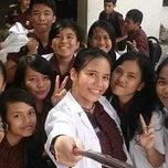 Photo taken at SMA St. Thomas 1 Medan by Michael Nobel S. on 10/22/2014