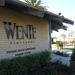 Photo taken at Wente Vineyards by Aaron D. on 11/4/2012