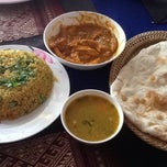 Photo taken at Nazim Indian Food by Andrew Y. on 1/2/2013